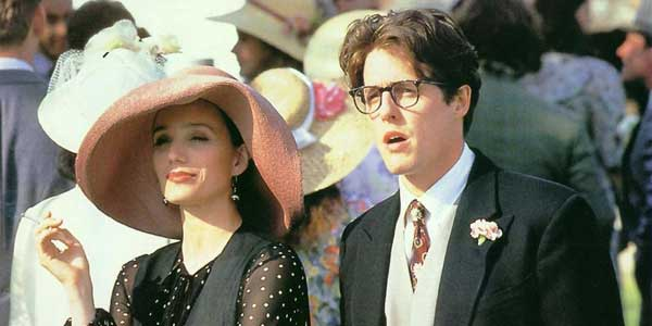 Four Weddings And A Funeral Blu Ray Review Big Gay Picture Show
