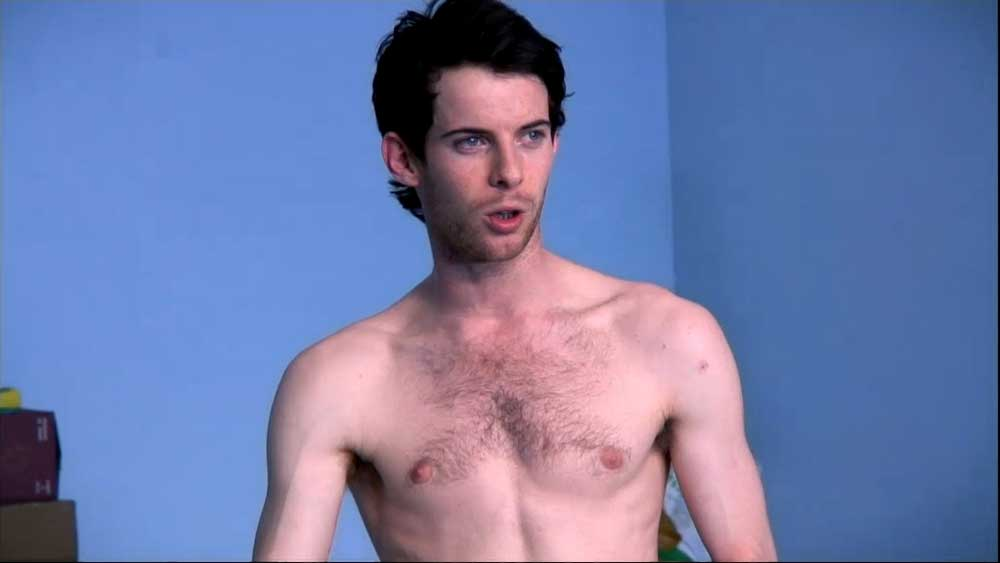 Luke Treadaway in Over There - Big Gay Picture Show