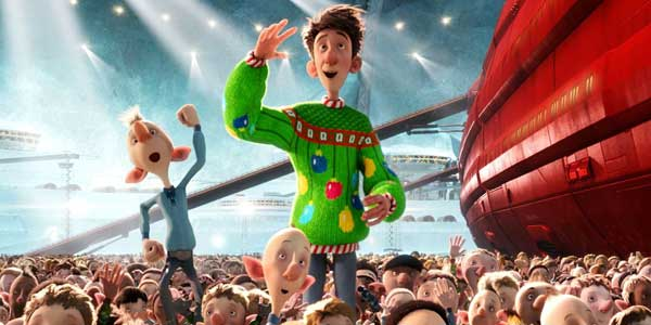 Arthur Christmas Characters.Arthur Christmas Blu Ray Review Big Gay Picture Show