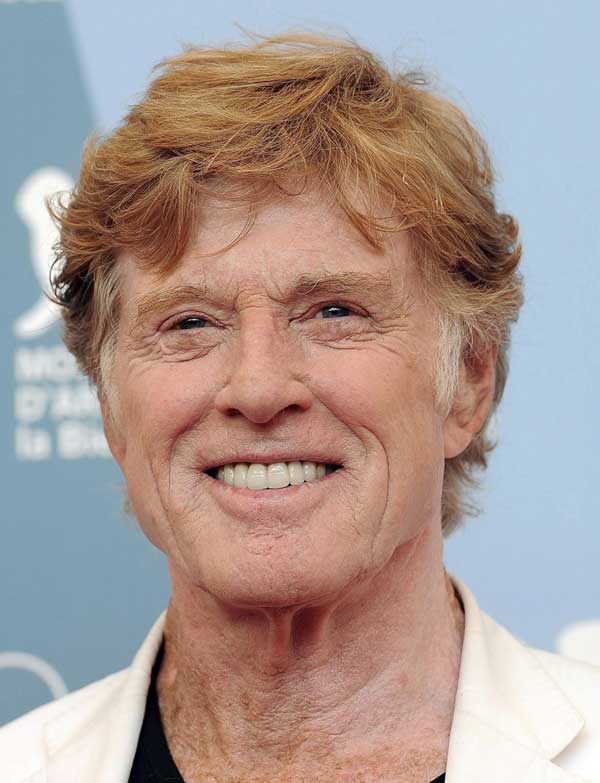 from Jonathan is robert redford gay