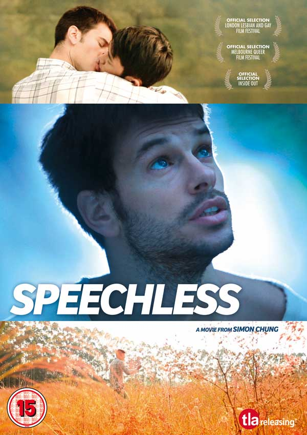 speechless dvd review big gay picture show. Black Bedroom Furniture Sets. Home Design Ideas