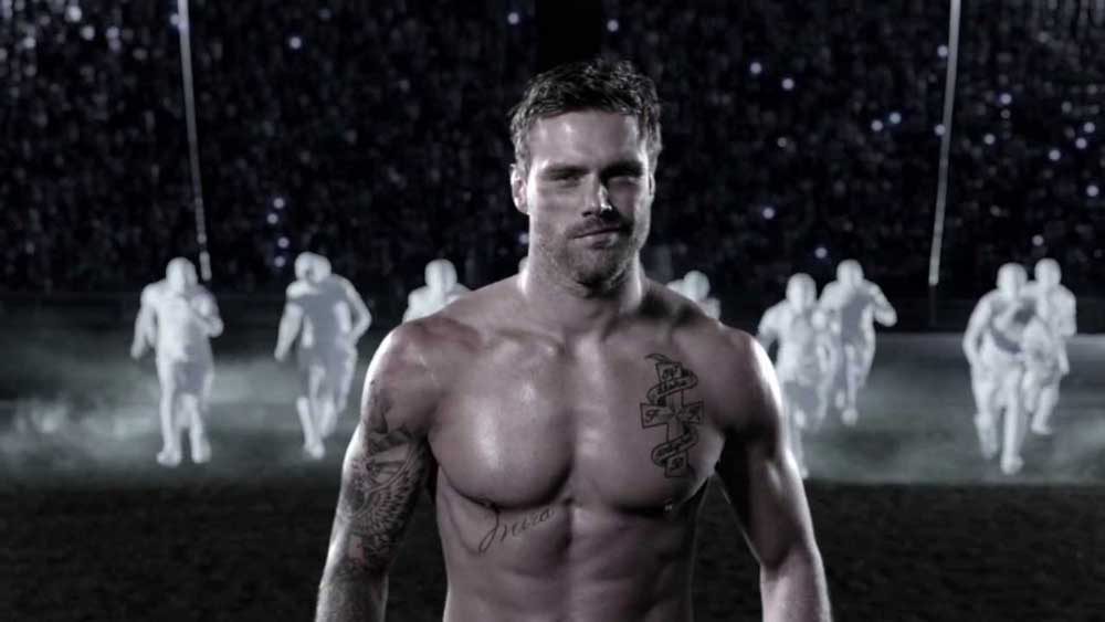 Crush Of The Day: Rugby Star Nick Youngquest Shirtless ...