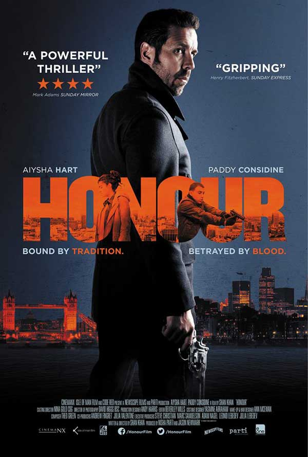 Honour Trailer - Paddy Considine gets involved in honour ...