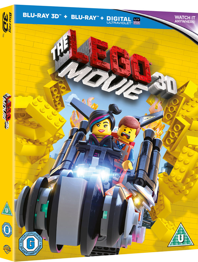 The Lego Movie Archives - Big Gay Picture Show
