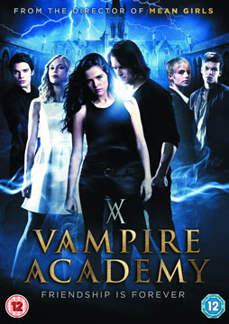 Vampire Academy Dvd Cover REVIEWS Archives - Big...