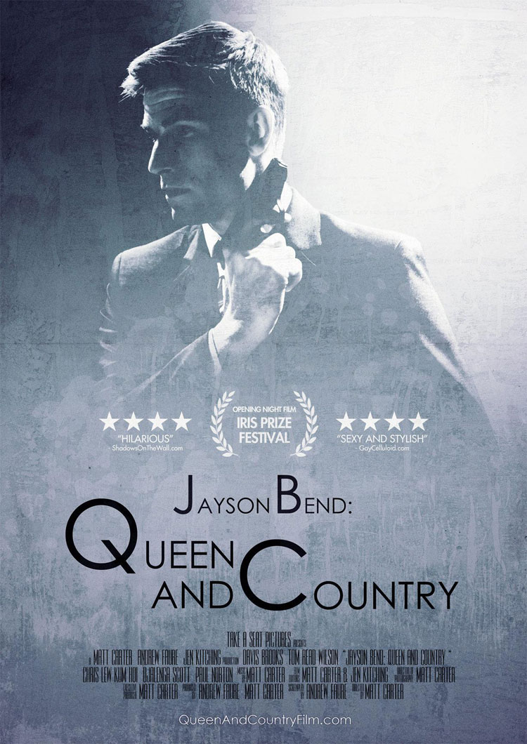 Movie for queen and country review