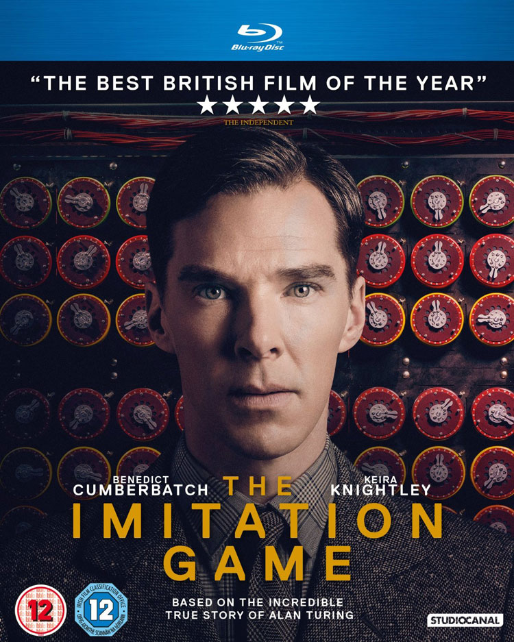 The Imitation Game (Blu-ray Review)