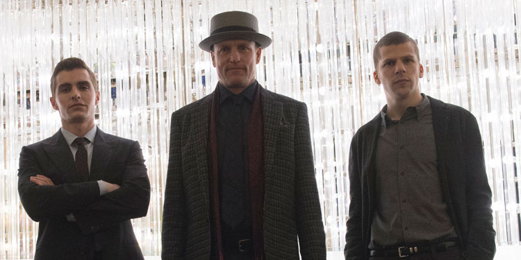 Now You See Me 2 Trailer - The Four Horsemen (& Daniel ...