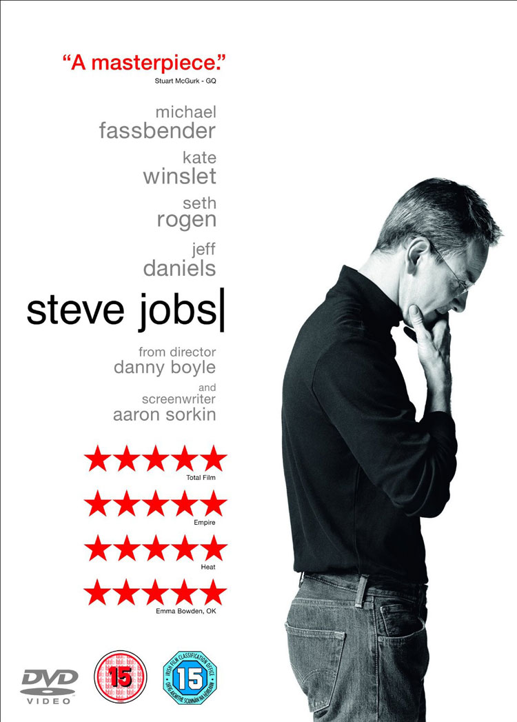 Steve jobs movie dvd release date in Perth