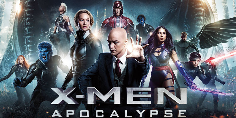 Final X-Men: Apocalypse Trailer – Can a mutant destroy the entire world?