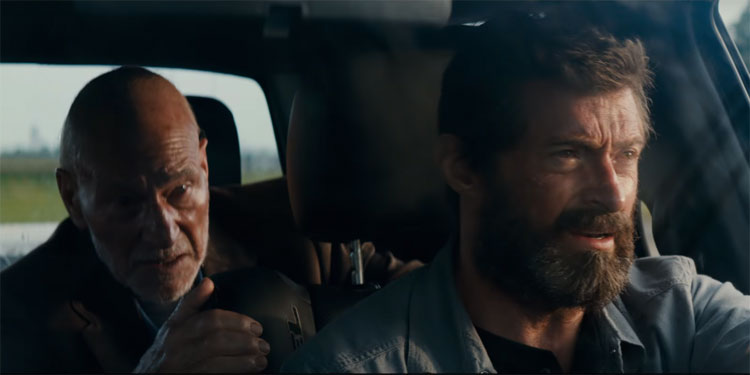 Logan Trailer – The future's not bright for Wolverine and Professor X