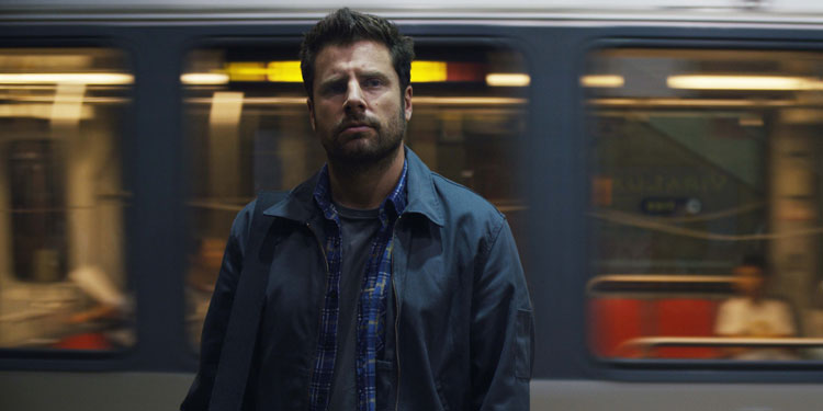 Pushing Dead (BFI Flare Review) – A dark comedy look at living with HIV, starring Psych's James Roday