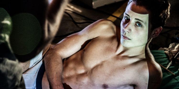 from Dominik short films gay
