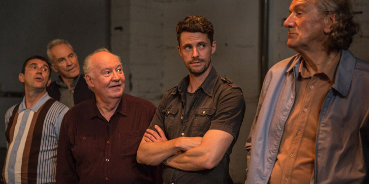 The Hatton Garden Job (Blu Ray Review) U2013 Some Old Guys Go Robbing With  Matthew Goode