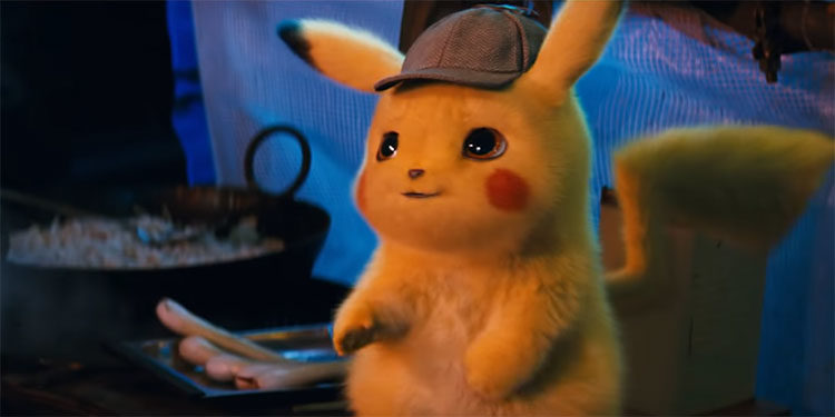 Detective Pikachu Trailer - Pokemon is going live action with Ryan Reynolds - Big Gay Picture Show